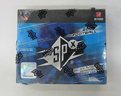 upper deck spx football - 3