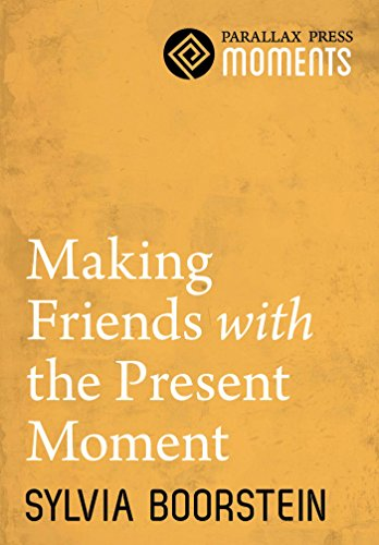 Cover of Making Friends with the Present Moment