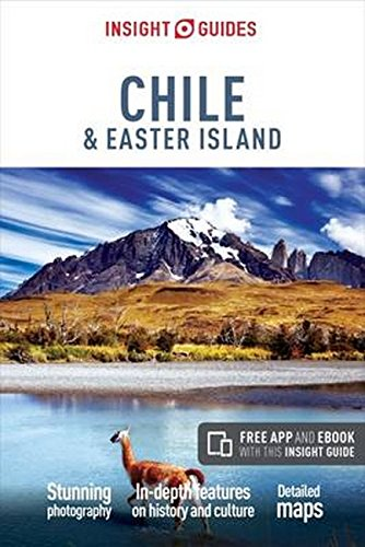 Insight Guides Chile & Easter Island (Travel Guide with Free eBook)
