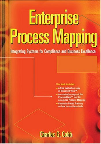 enterprise process mapping integrating systems for compliance and