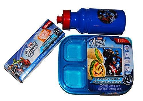Avengers Lunch Box Kit