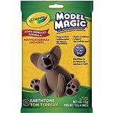 Crayola Model Magic 4-Ounce, Earth Tone
