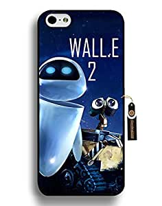 Iphone 6 Plus Funda Vivid, Iphone 6 6S Plus Funda The Wall-E, [Retail Packaging] Ultra Slim Case Cover for Iphone 6 plus (5.5 Inch)