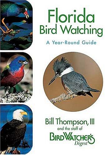Florida Bird Watching: A Year-Round Guide