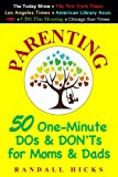 img - for Parenting: 50 One-Minute DOs & DON'Ts for Moms & Dads book / textbook / text book