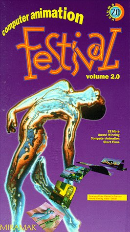 Miscellaneous Computer - Computer Animation Festival 2 [VHS]