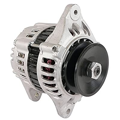 DB Electrical AHI0061 New Alternator For John Deere 3012 3015, Skid Steer 4475 55751994-1998, Samsung Se503 Se50-3 Excavator 1992-1998 Yanmar 4Tne94 Eng LR140-714B 113401 DD-E6306-64012 119836-77200-2: Automotive