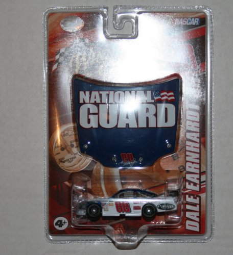 Dale Earnhardt Jr #88 National Guard AMP Mountain Dew Winners Circle 1/64 Scale with 1/24 Scale Hood