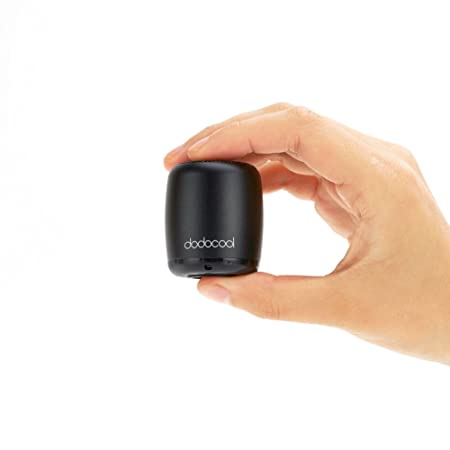 dodocool Mini Portable Rechargeable Wireless Speaker --40%OFF