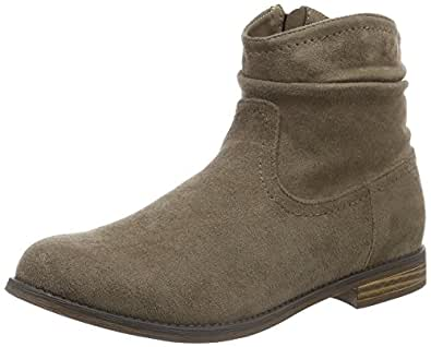 Another Pair of Shoes - AliceE1, Botines Mujer, Beige (dark taupe11), 39 EU