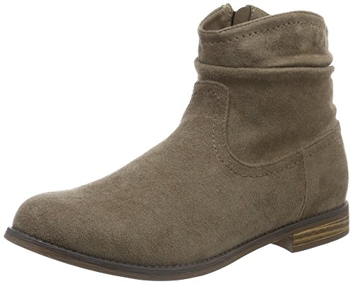 Another Pair of Shoes Alicee1, Botines para Mujer Beige (dark taupe11)
