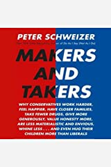 Makers and Takers Audible Audiobook