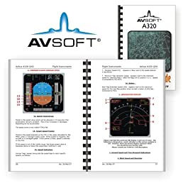 airbus a320 qsg quick study guide airbus avsoft amazon com books rh amazon com airbus a330 study guide free airbus a320 study guide ebook