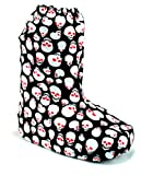 My Recovers Walking Boot Cover for Fracture Boot, Fashion Cover in Skulls, Short Boot, Made in USA, Orthopedic Products Accessories (Small)