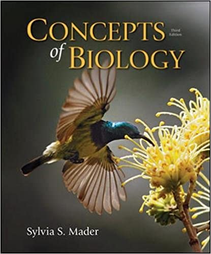 Amazon concepts of biology 8601421973847 sylvia s mader concepts of biology 3rd edition by sylvia s mader fandeluxe
