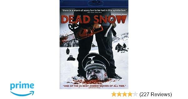 dead snow red vs. dead english dub