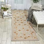 Nourison Heritage Hall (HE28) Cream Rectangle Area Rug