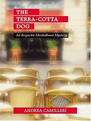 book cover of The Terra-Cotta Dog