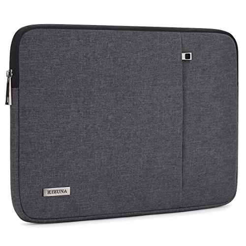 "Price comparison product image KIZUNA 14 inch Laptop Sleeve case Water Resistant Tablet Handle Bag for 15"" MacBook Pro Retina Display / 15"" Surface Book 2 / 14"" Lenovo ThinkPad E470 E475 / 14.1"" Dell New Latitude 7490,  Black"