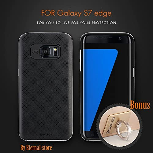 Galaxy S7 Edge Case , Ipaky Ultra Thin Exact-Fit Premium Matte Finish Dual Layer Hard Case for iPhone with for Sales