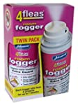 Johnsons 4Fleas Room Flea Fogger Twin...