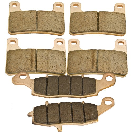 - Front and Rear Sintered Brake Pads for Suzuki VZR 1800 Boulevard M109R 2006-2017