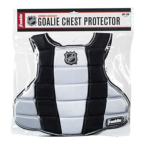 (Franklin Sports Hockey Goalie Chest Protector - NHL - 12.5 Inches)