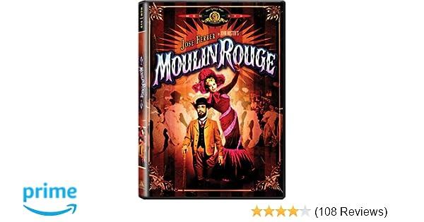 Amazoncom Moulin Rouge José Ferrer Zsa Zsa Gabor Colette