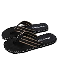 Willsa Summer Sandals Male Slipper Indoor Or Outdoor Flip Flops