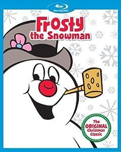 Amazoncom Frosty The Snowman Bluray Jimmy Durante Jackie