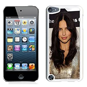 New Custom Designed Cover Case For iPod 5 Touch With Adriana Lima Girl Mobile Wallpaper(78).jpg