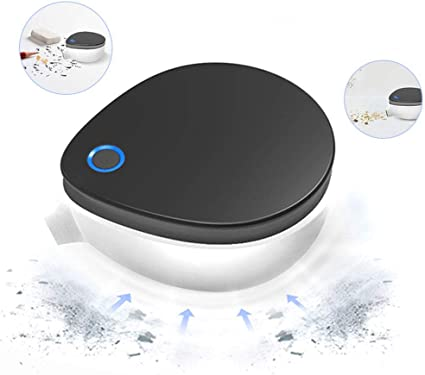 HYM Aspirador Mini Aspirador USB, Plumero De Aire Recargable para ...
