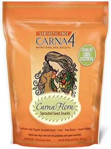 CARNA4 Nutrional Dog Biscuits
