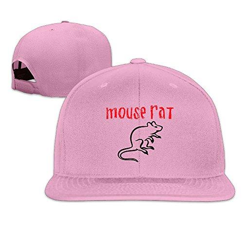 Custom Unisex-Adult Recreation Mouse Rat Circle Adjustable Trucker Hats - Duff Sunglasses Hilary