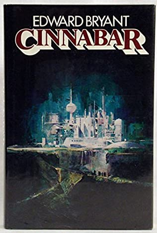 book cover of Cinnabar