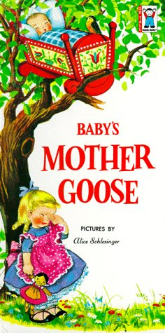 Babys Mother Goose Board Books product image