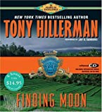 Front cover for the book Finding Moon by Tony Hillerman
