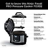 Ninja Foodi (FD302) 11-in-1 6.5-qt Pro Pressure