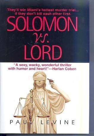 book cover of Solomon Vs. Lord