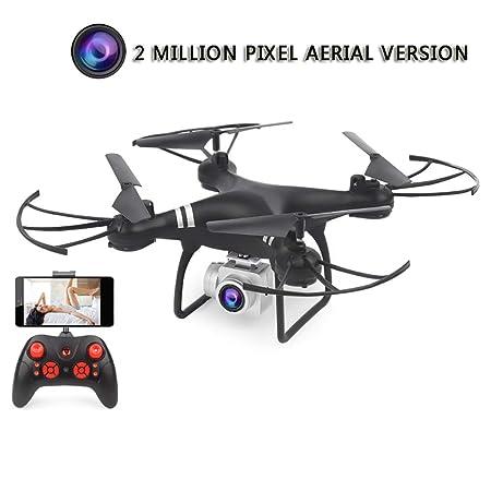 QPP-YP - Mini dron de Cuatro Ejes con Mando a Distancia para ...
