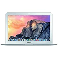 Apple MacBook Air 13.3-Inch Laptop Intel Core i5 1.6GHz, 128GB Flash Drive, 8GB DDR3 Memory, OS X Yosemite (2015 VERSION), 3 Year AppleCare included