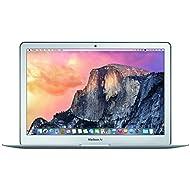 Apple MacBook Air 13.3-Inch Laptop (Intel Core i5 1.6GHz, 128GB Flash, 8GB RAM, OS X El Capitan)