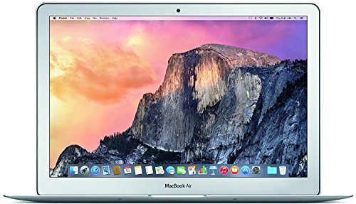 Apple MacBook Air 13.3-Inch Laptop (Intel Core i5 1.6GHz, 128GB Flash, 8GB RAM, OS X El Capitan) by Apple