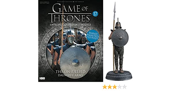 HBO - Figura de Resina Juego de Tronos. Game of Thrones Collection ...
