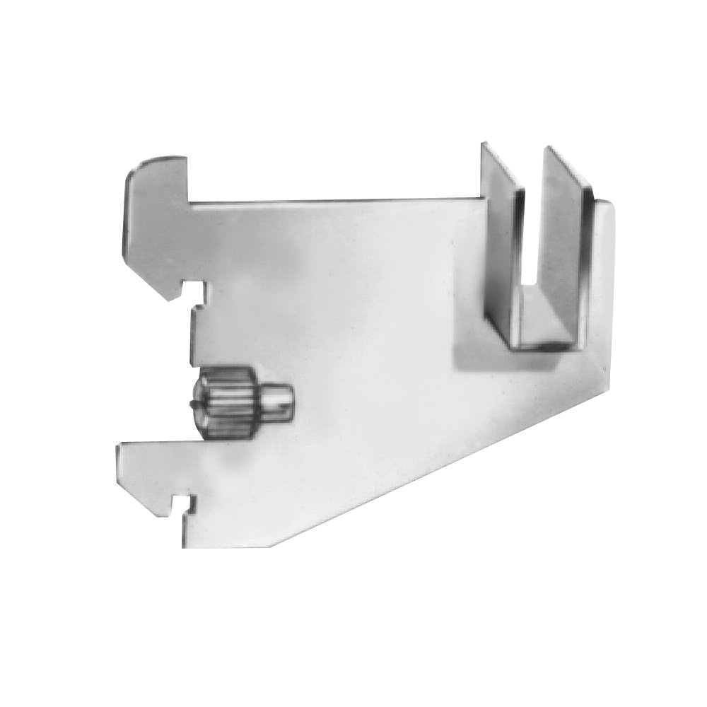 Econoco Blade Bracket for 1/2'' x 1-1/2'' Rectangular Tubing, Heavy Duty, 3'' (Pack of 25)