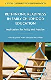 Rethinking Readiness in Early Childhood Education : Implications for Policy and Practice, Iorio, Jeanne Marie and Parnell, William A., 1137485116