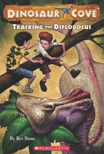 Tracking the Diplodocus (Dinosaur Cove #9) PDF
