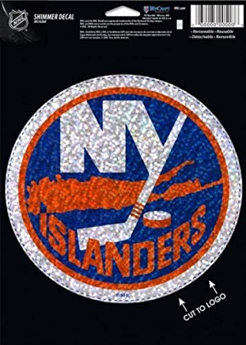 Holographic Shimmer (New York Islanders Holographic Shimmer 5