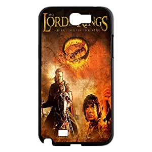 Custom High Quality WUCHAOGUI Phone case Lord Of The Rings Protective Case For Samsung Galaxy Note 2 Case - Case-9