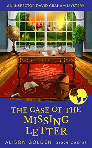 The Case of the Missing Letter (An Inspector David Graham Cozy Mystery Book 5) cover